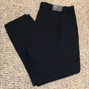 Jcrew Winnie Pant - City Fit dress pants black NWT